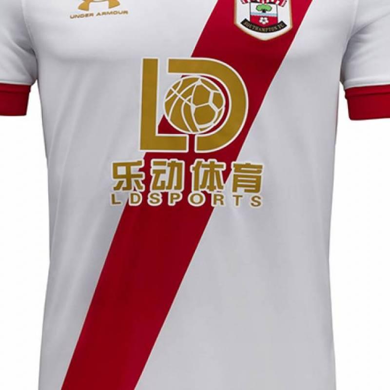 Camiseta Southampton exterior 2020/2021