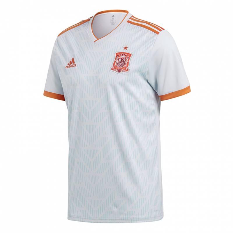Camiseta España exterior 2017