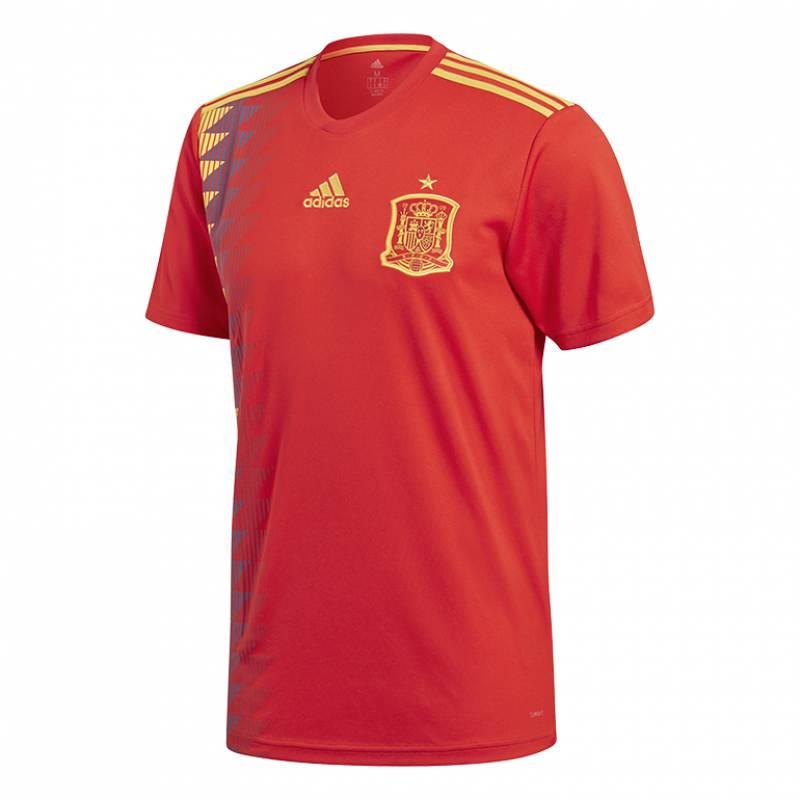 Camiseta España casa 2017