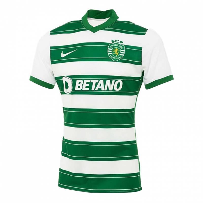 Camiseta Sporting de Lisboa casa 2021/2022