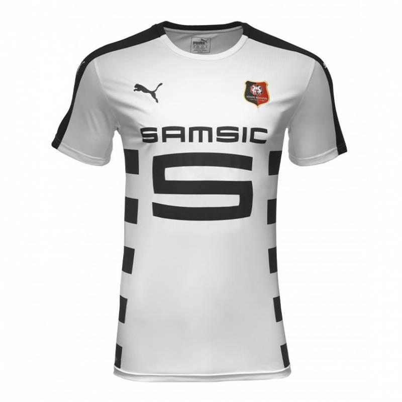 Camiseta Stade Rennais FC exterior 2016/2017