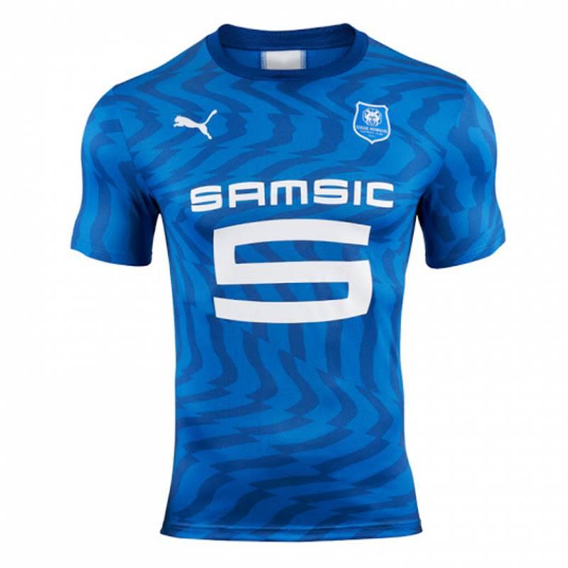 Camiseta Stade Rennais FC exterior 2019/2020