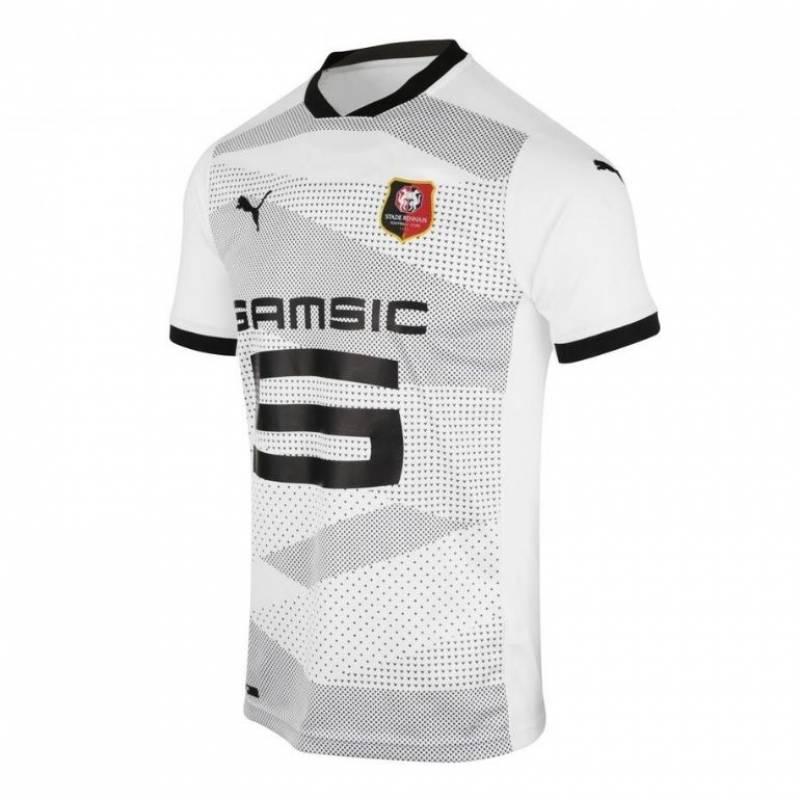 Camiseta Stade Rennais FC exterior 2020/2021