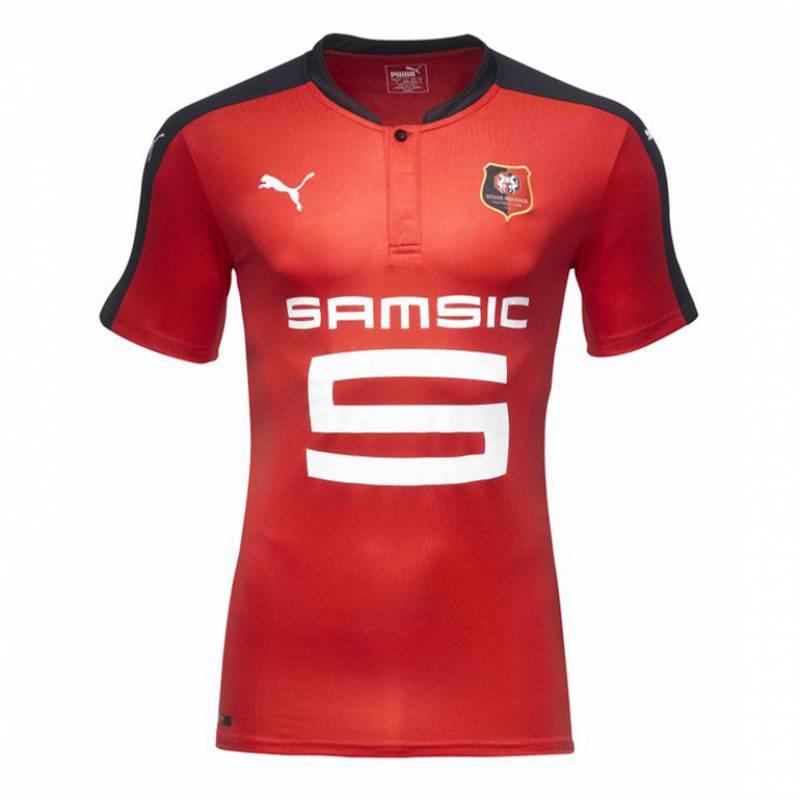 Camiseta Stade Rennais FC casa 2016/2017