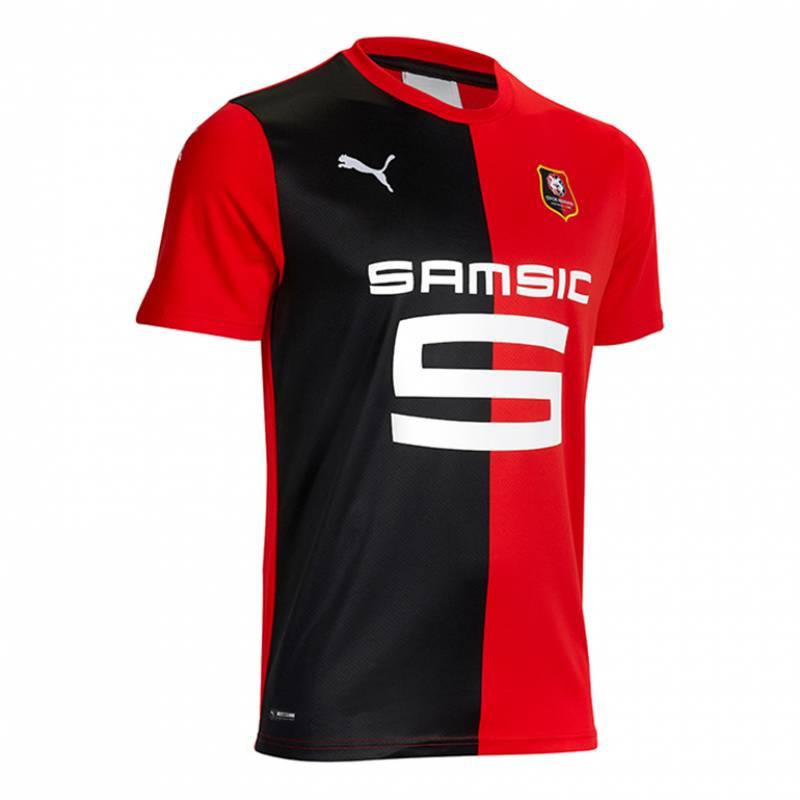 Camiseta Stade Rennais FC casa 2019/2020