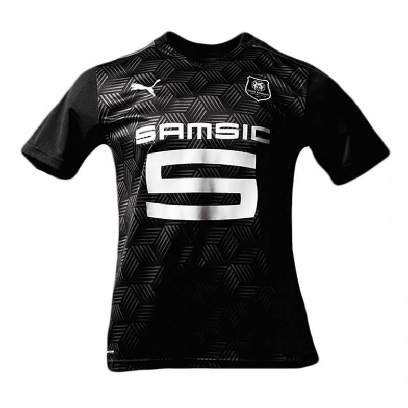 Camiseta Stade Rennais FC tercera 2020/2021