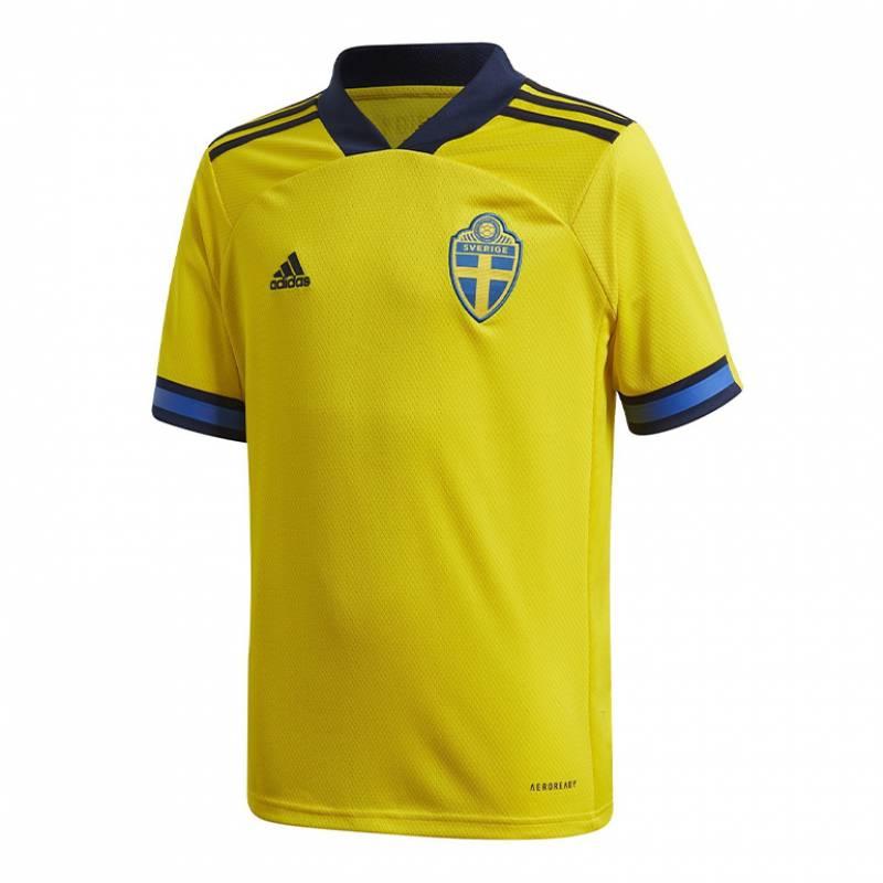 Camiseta Suecia casa 2020