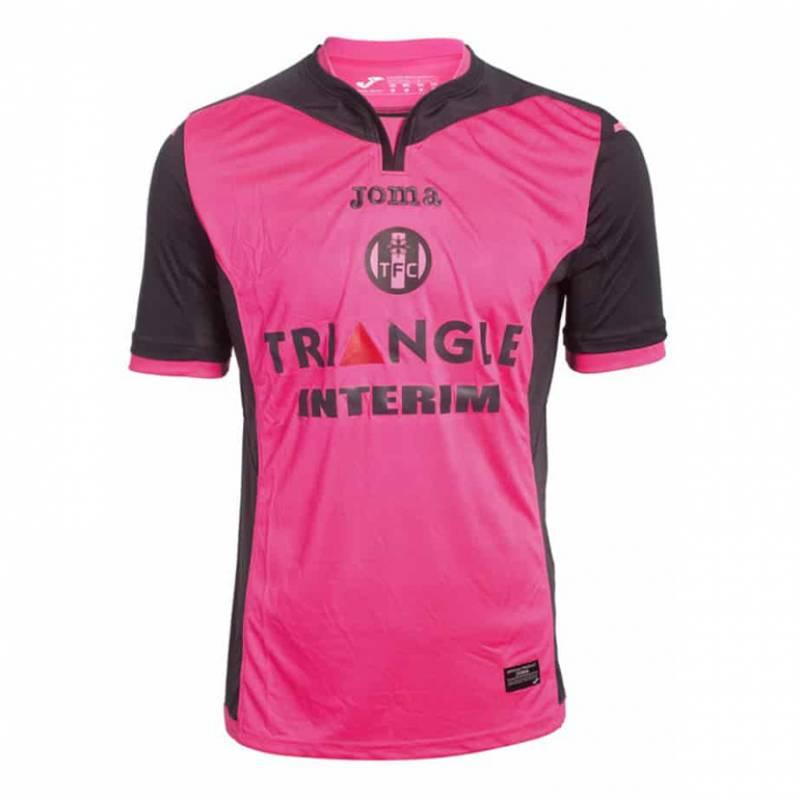 Camiseta Toulouse exterior 2016/2017