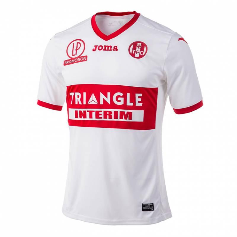 Camiseta Toulouse exterior 2017/2018