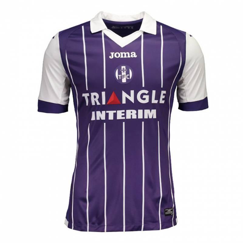 Camiseta Toulouse casa 2016/2017