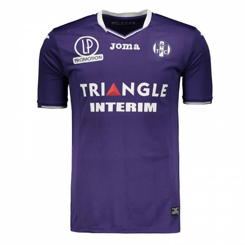 Camiseta Toulouse casa 2017/2018