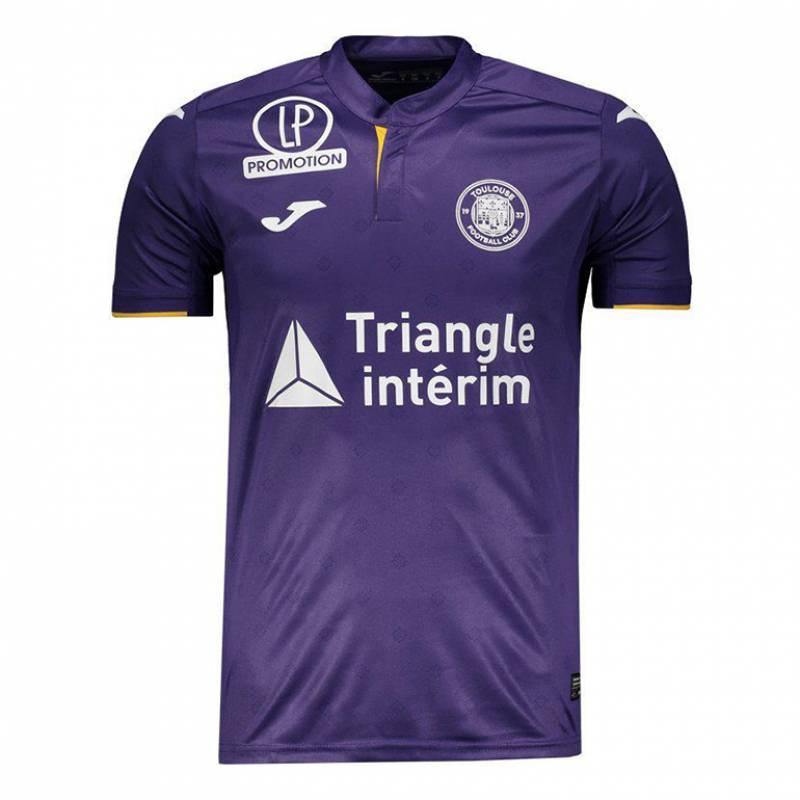 Camiseta Toulouse casa 2018/2019