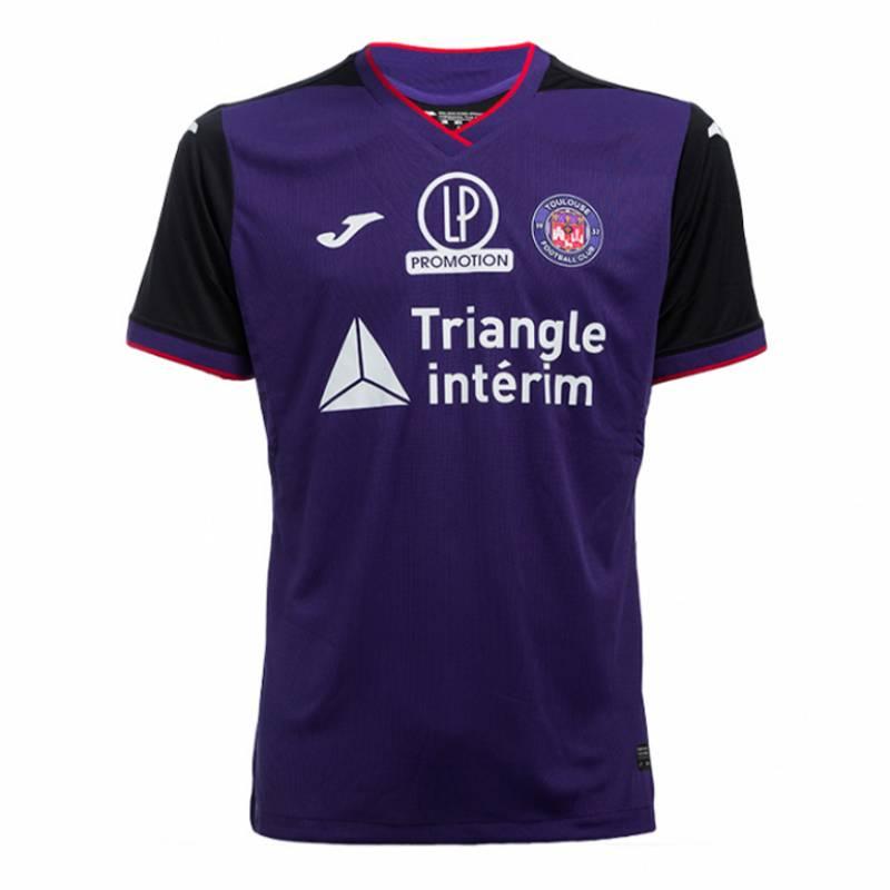 Camiseta Toulouse casa 2019/2020