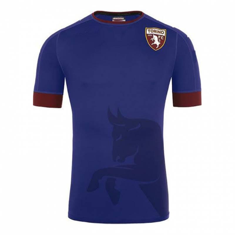 Camiseta Torino tercera 2016/2017