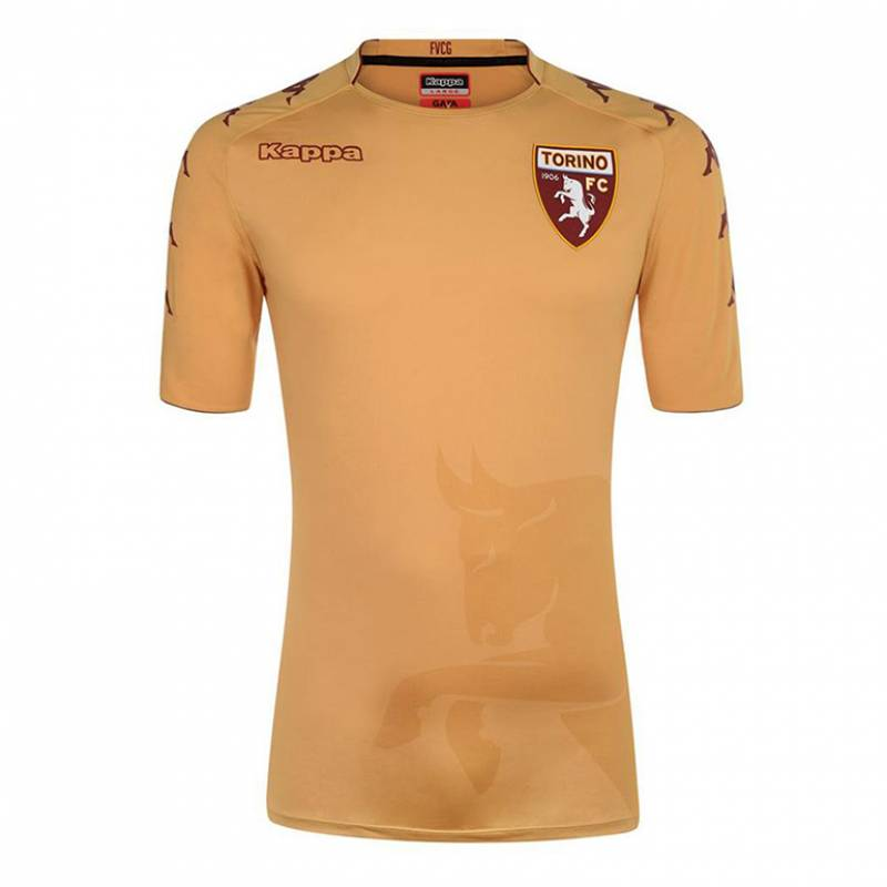 Camiseta Torino tercera 2017/2018