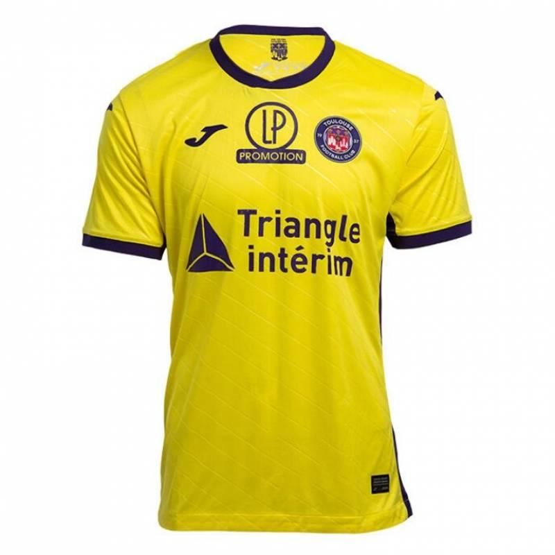Camiseta Toulouse exterior 2020/2021