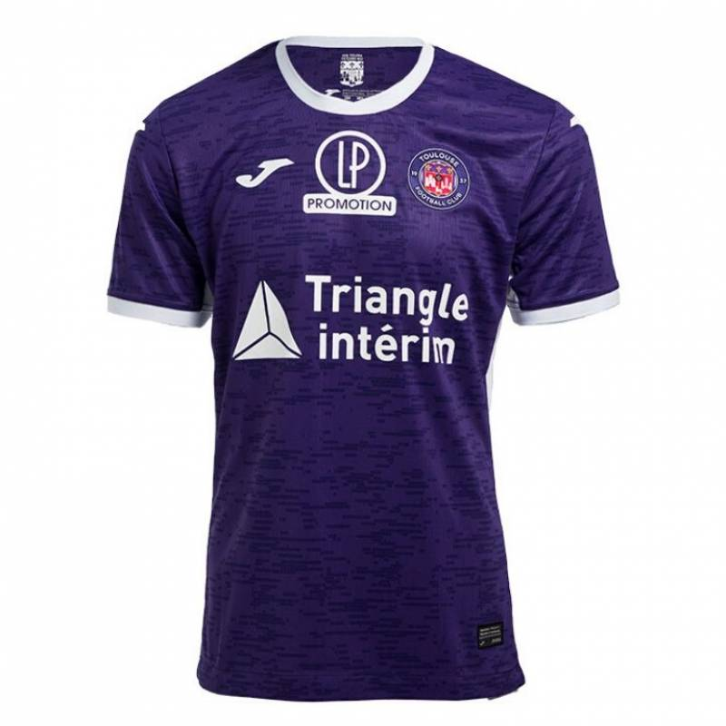 Camiseta Toulouse casa 2020/2021