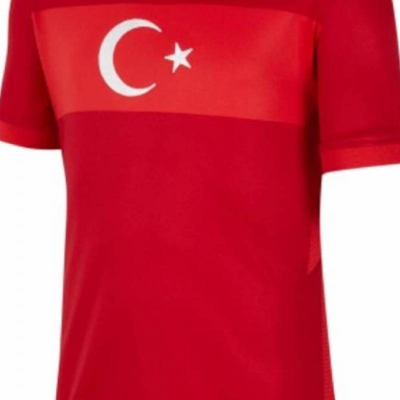 Camiseta Turquía exterior 2020