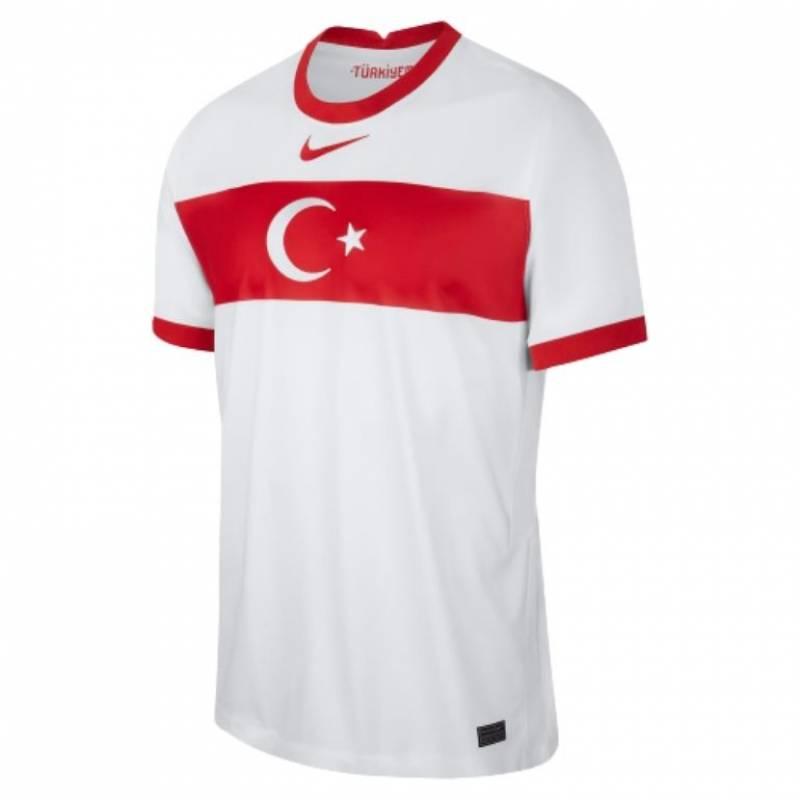 Camiseta Turquía casa 2020