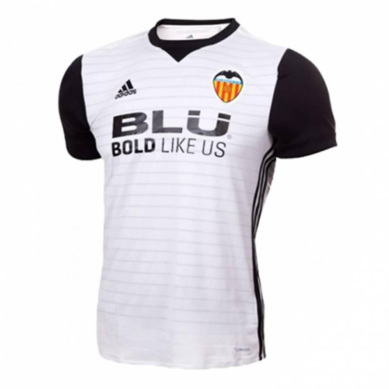 Camiseta Valencia casa 2017/2018