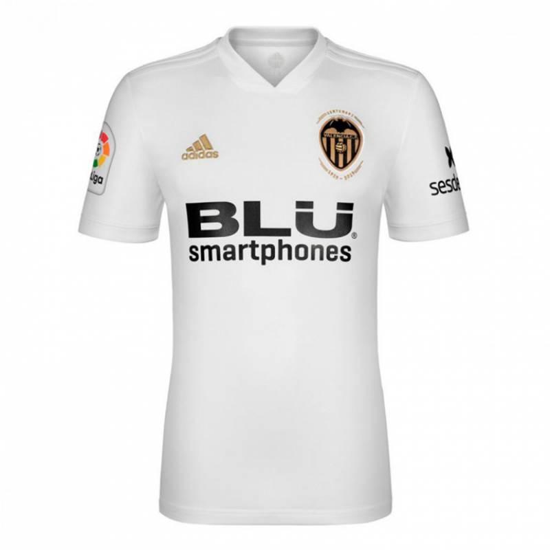 Camiseta Valencia casa 2018/2019
