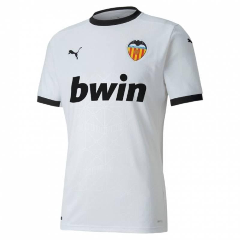 Camiseta Valencia casa 2020/2021