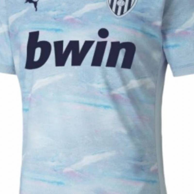 Camiseta Valencia tercera 2020/2021