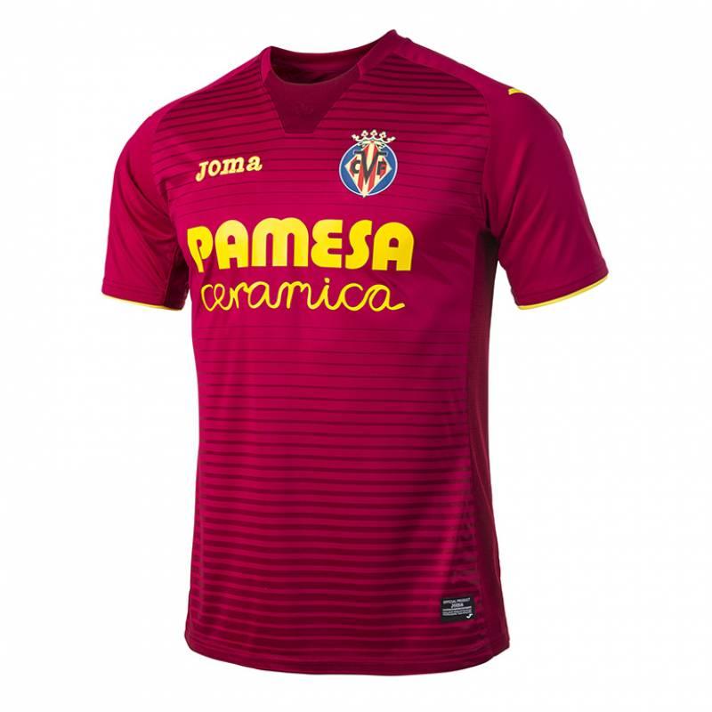 Camiseta Villarreal exterior 2017/2018
