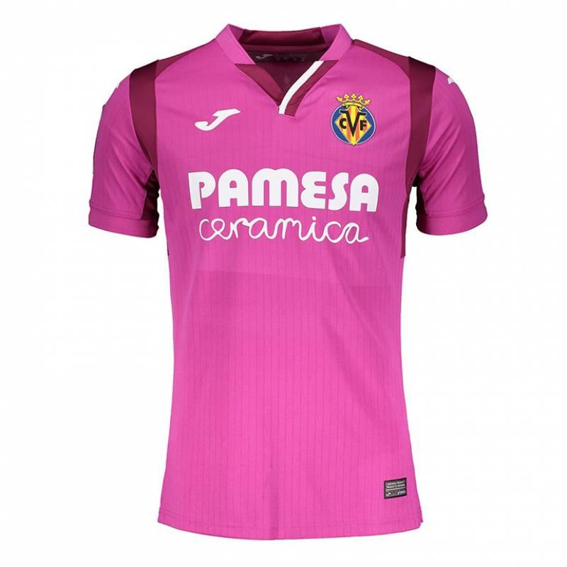 Camiseta Villarreal exterior 2018/2019