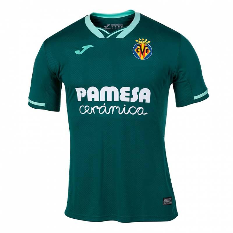 Camiseta Villarreal exterior 2019/2020