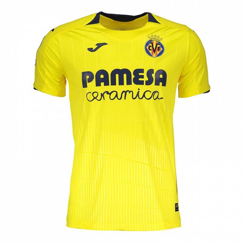 Camiseta Villarreal casa 2018/2019