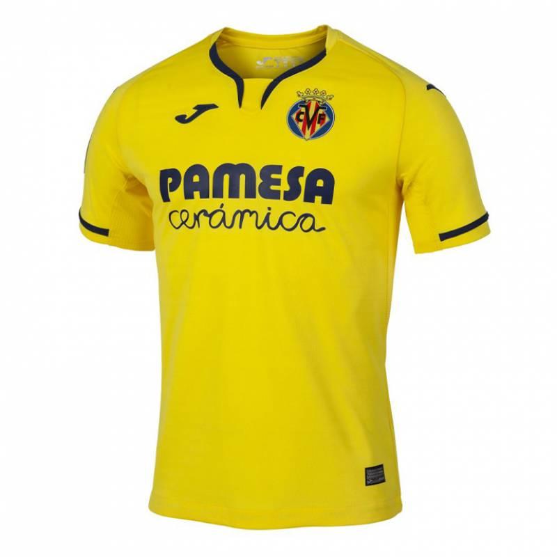 Camiseta Villarreal casa 2019/2020