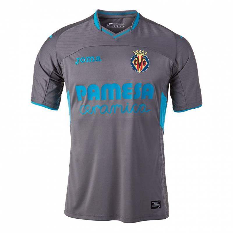 Camiseta Villarreal tercera 2017/2018