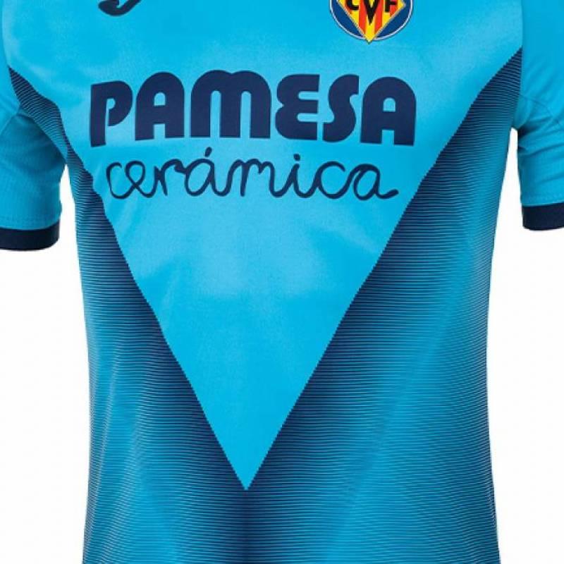 Camiseta Villarreal tercera 2019/2020