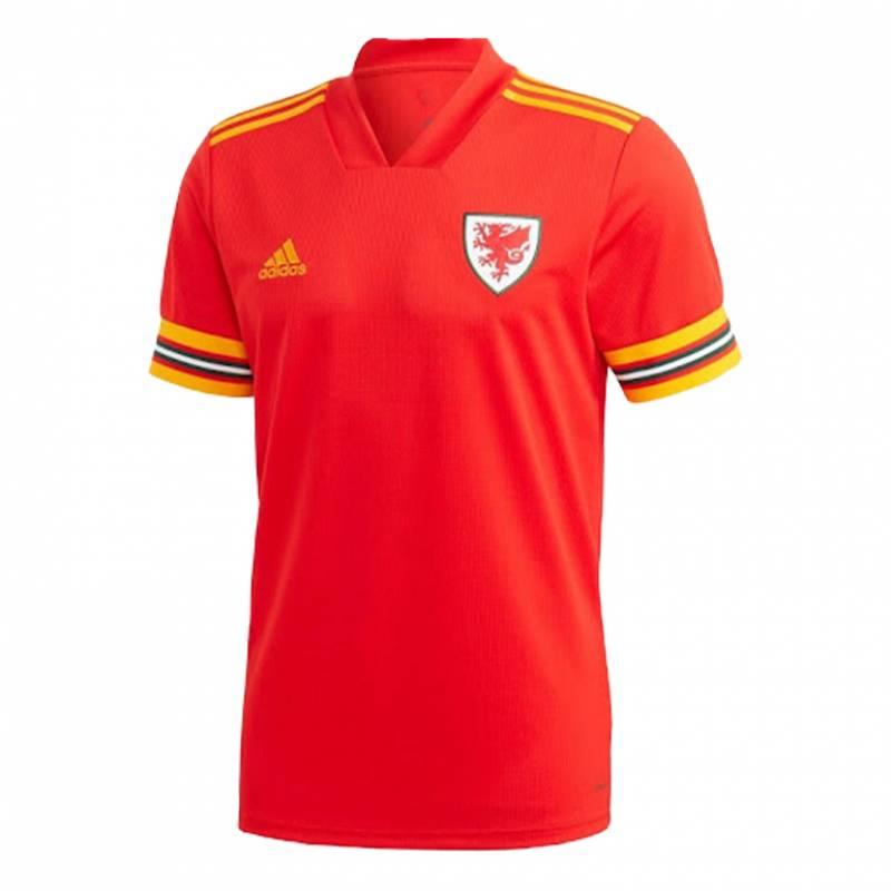 Camiseta Gales casa 2020