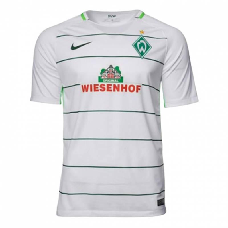 Camiseta Werder Bremen exterior 2017/2018