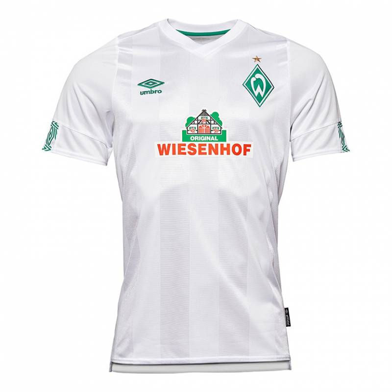 Camiseta Werder Bremen exterior 2019/2020