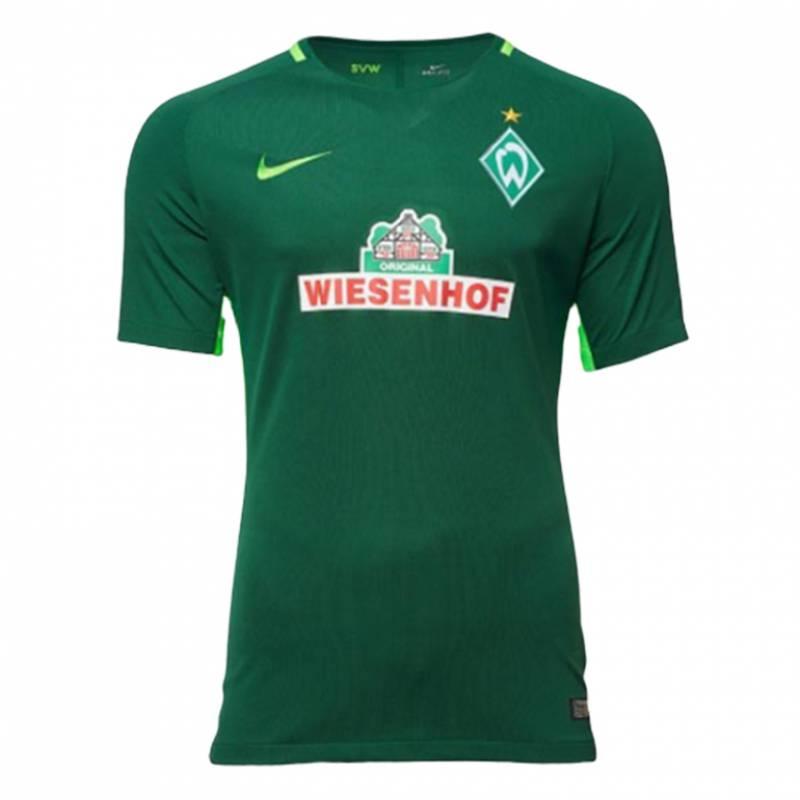 Camiseta Werder Bremen casa 2017/2018