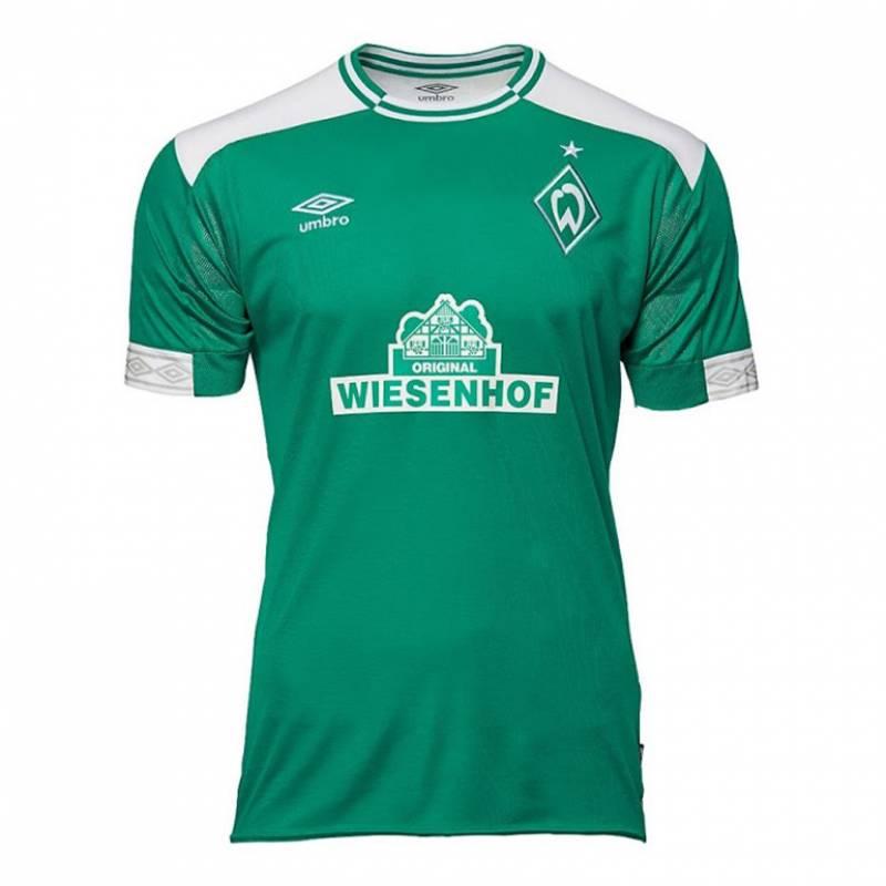Camiseta Werder Bremen casa 2018/2019