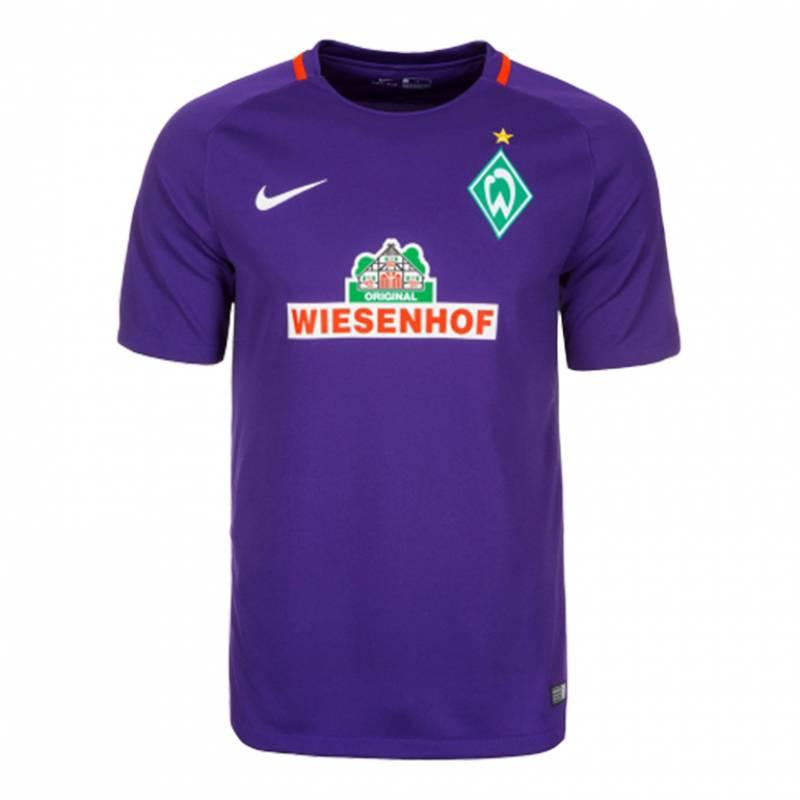 Camiseta Werder Bremen tercera 2017/2018