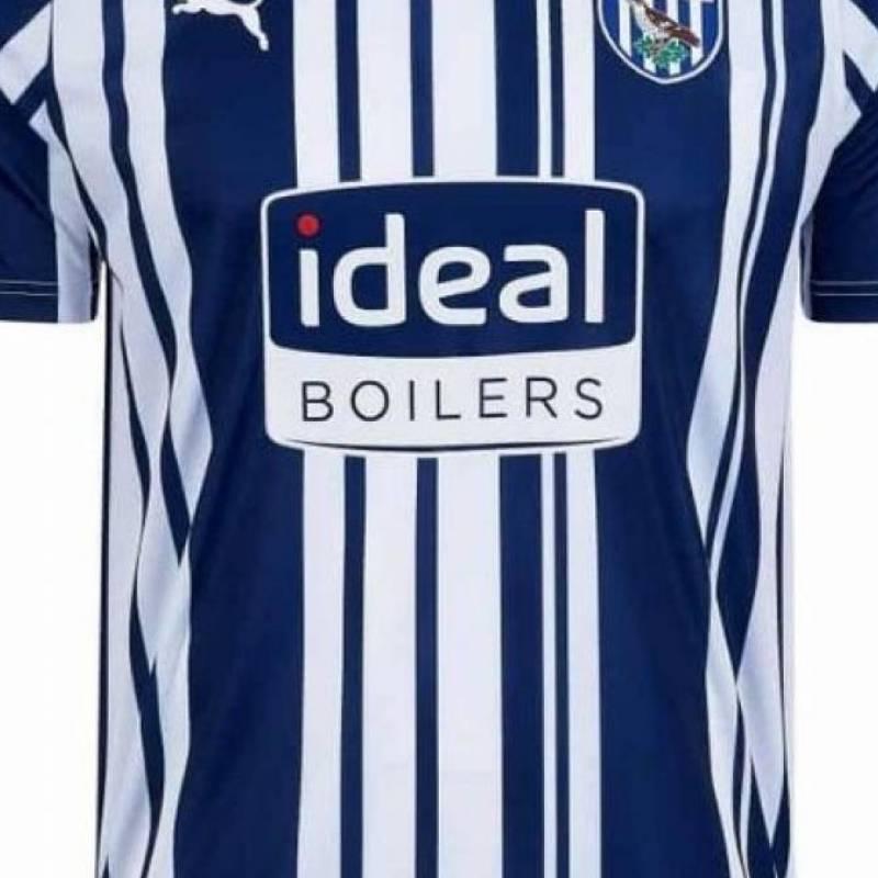 Camiseta West Bromwich casa 2020/2021