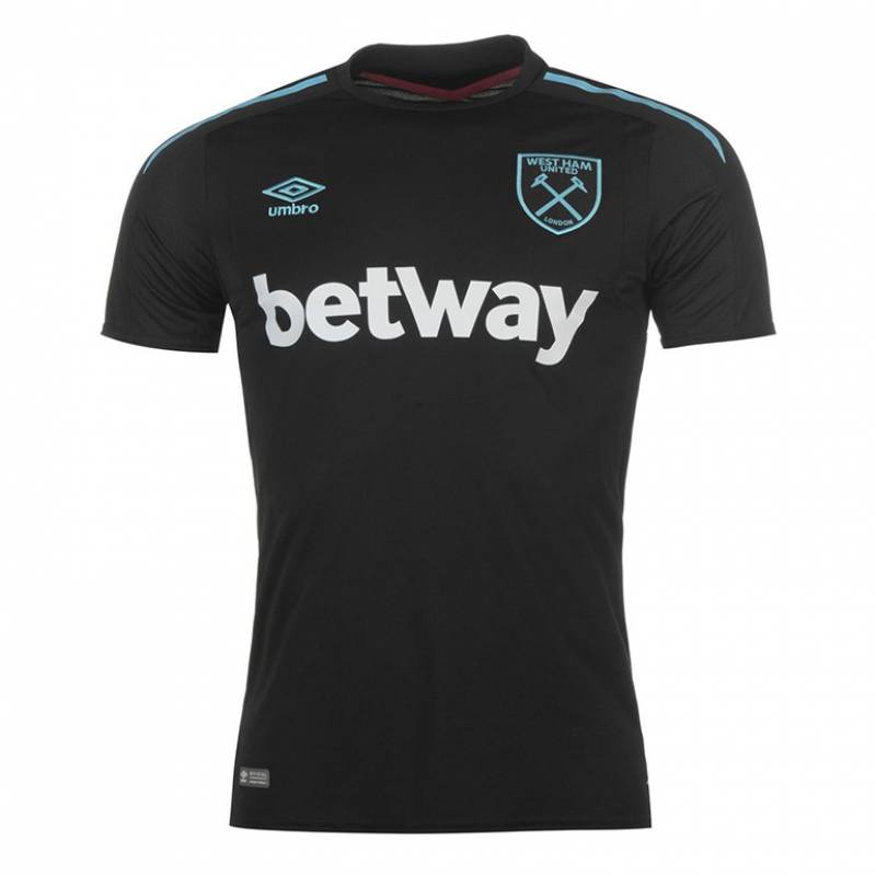 Camiseta West Ham United exterior 2017/2018