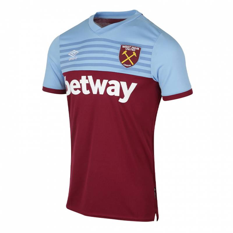 Camiseta West Ham United casa 2019/2020