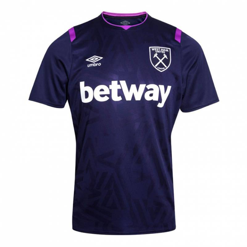 Camiseta West Ham United tercera 2019/2020