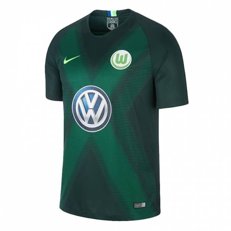 Camiseta Wolfsburg casa 2018/2019