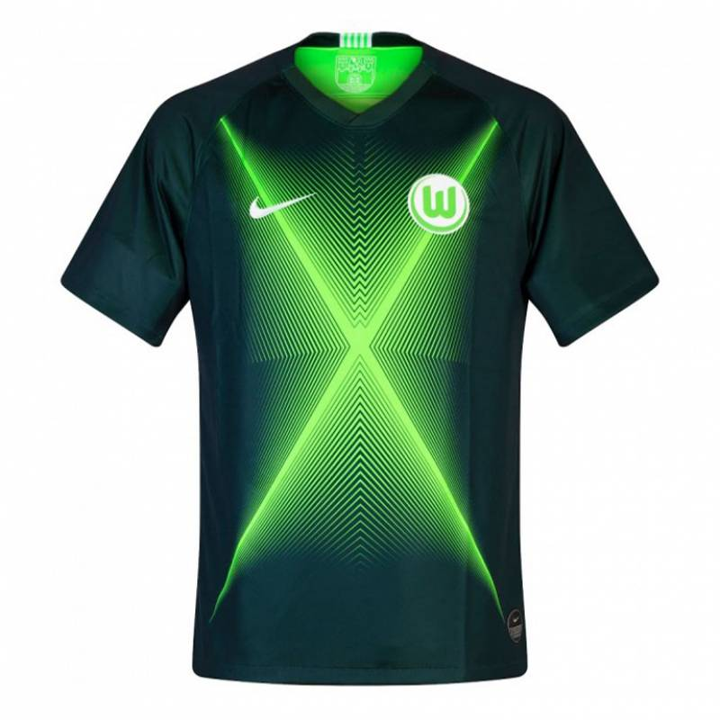 Camiseta Wolfsburg casa 2019/2020