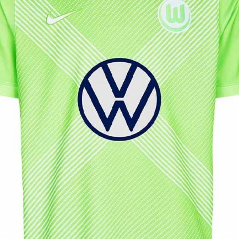 Camiseta Wolfsburg casa 2020/2021