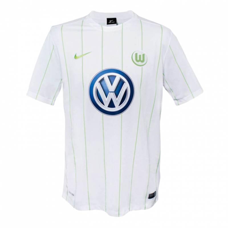 Camiseta Wolfsburg tercera 2017/2018