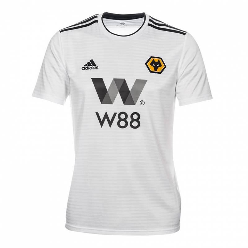 Camiseta Wolverhampton Wanderers exterior 2018/2019