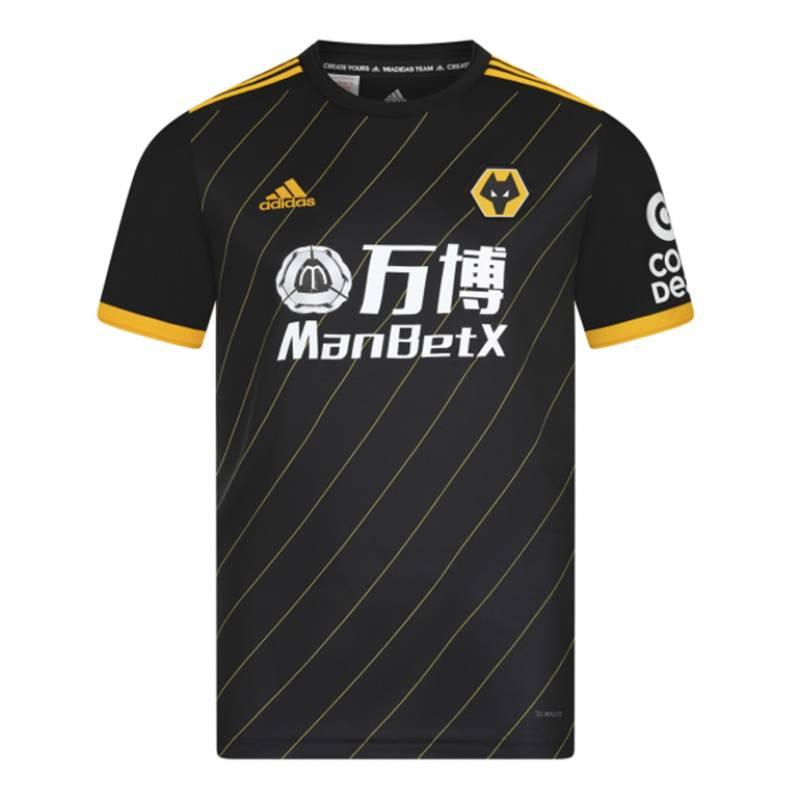 Camiseta Wolverhampton Wanderers exterior 2019/2020